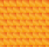 Abstract orange squares background. For web and graphic projects Stock Photos