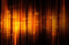 Abstract orange tech background. Abstract orange tech design background Stock Photography