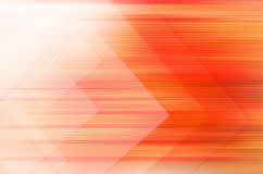 Abstract orange tech background. Abstract orange tech design background vector illustration