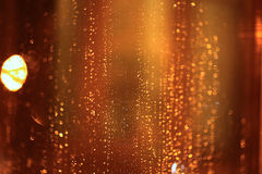 Abstract orange texture glare Stock Photos
