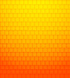 Abstract orange tiled background Royalty Free Stock Images