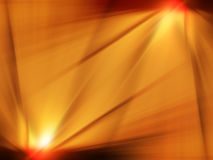 Abstract orange tones background Stock Images