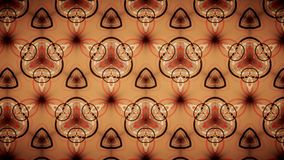 Abstract orange white color pattern wallpaper Royalty Free Stock Images