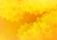 Abstract Orange and Yellow Background Royalty Free Stock Images