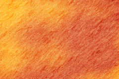 Abstract Orange and Yellow Textured Background Royalty Free Stock Photo