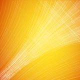 Abstract orange Royalty Free Stock Photos