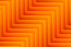 Abstract orange zigzag background Royalty Free Stock Image
