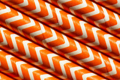 Abstract oranje patroon als achtergrond Stock Fotografie
