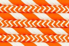 Abstract oranje patroon als achtergrond Royalty-vrije Stock Afbeeldingen