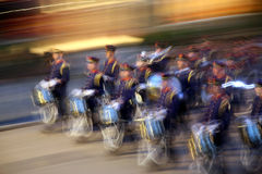 Abstract orchestra Stock Image
