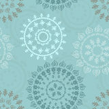 Abstract oriental pattern Royalty Free Stock Photography