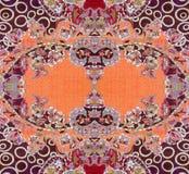 Abstract Oriental pattern Stock Photos