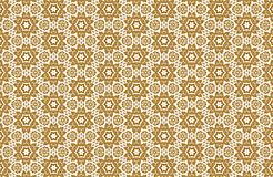 Abstract oriental patterns background Royalty Free Stock Photo