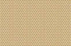 Abstract oriental patterns background Royalty Free Stock Photos
