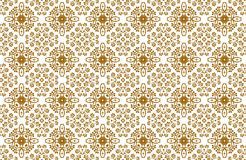 Abstract oriental patterns background Stock Photography