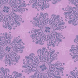 Abstract oriental seamless pattern Stock Image