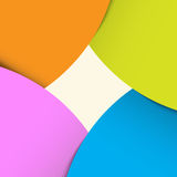 Abstract origami banner background. Eps10 vector illustration