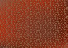 Abstract ornament background Stock Image