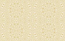 Abstract ornament background. Royalty Free Stock Photo