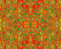 Abstract ornament background. Royalty Free Stock Photography