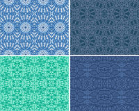 Abstract ornament background. Royalty Free Stock Photos