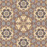 Abstract Ornament Fractal Geometry Style Stock Photo