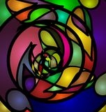Abstract ornament image Royalty Free Stock Photography