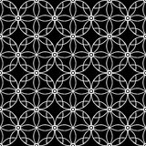 Abstract ornament seamless pattern background Royalty Free Stock Images