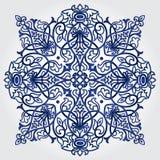 Abstract ornament in Victoriaanse stijl. vector illustratie
