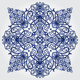 Abstract  ornament in Victorian style. Stock Image