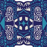 Abstract ornament wallpaper Royalty Free Stock Photography