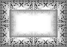 Abstract ornamental frame Royalty Free Stock Images