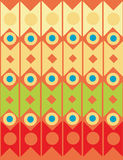 Abstract ornamental geometric Stock Photography