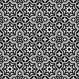 Abstract ornamental seamless pattern background Stock Photos