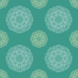 Abstract ornamental seamless pattern Stock Image
