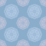 Abstract ornamental seamless pattern Stock Photo