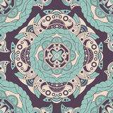 Abstract ornamental seamless pattern Royalty Free Stock Photo