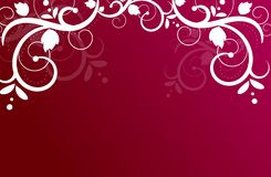 Abstract ornaments background Royalty Free Stock Photo