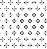 Abstract ornate design repeat pattern. Abstract ornate design repeat seamless pattern Stock Images