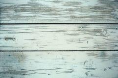 Abstract oud geschilderd hout als achtergrond Stock Afbeelding