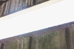 Abstract oud grijs binnenland Stock Foto's