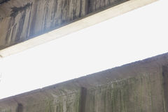 Abstract oud grijs binnenland Royalty-vrije Stock Foto