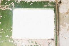 Abstract oud grijs binnenland Royalty-vrije Stock Afbeelding