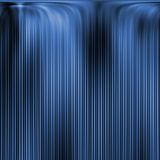 Abstract over black. Waterfall abstract Royalty Free Stock Photography