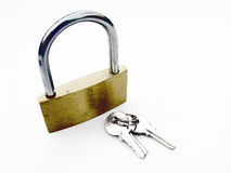 Abstract Pad Lock Stock Photography
