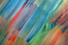 Abstract paint Royalty Free Stock Photo