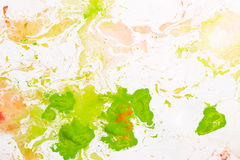 Abstract paint background Stock Photography