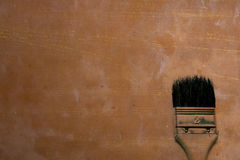 Abstract paint brush Stock Photos