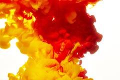 Abstract paint splash Royalty Free Stock Photos