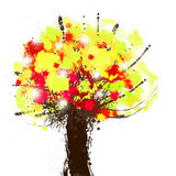 Abstract tree Stock Photography